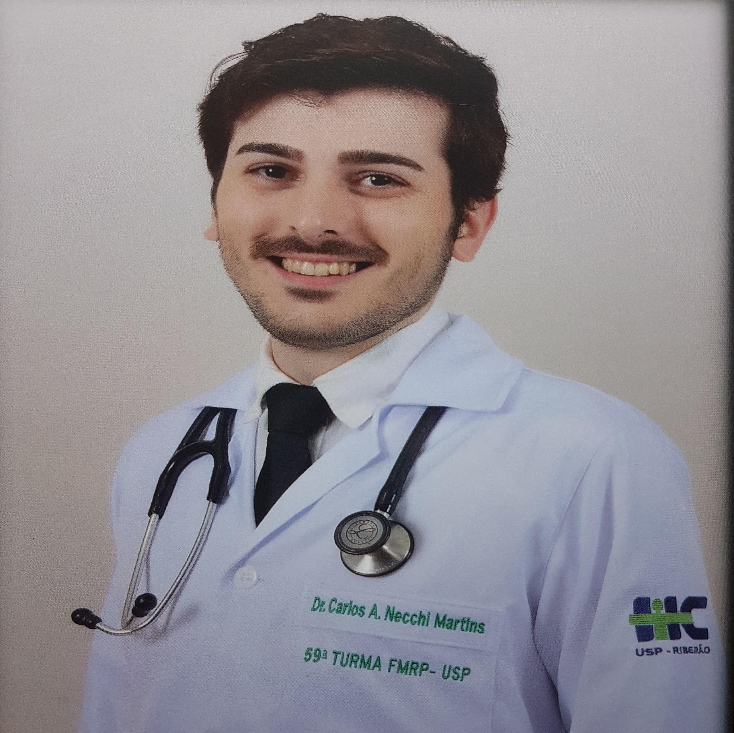 Carlos Alexandre Necchi Martins