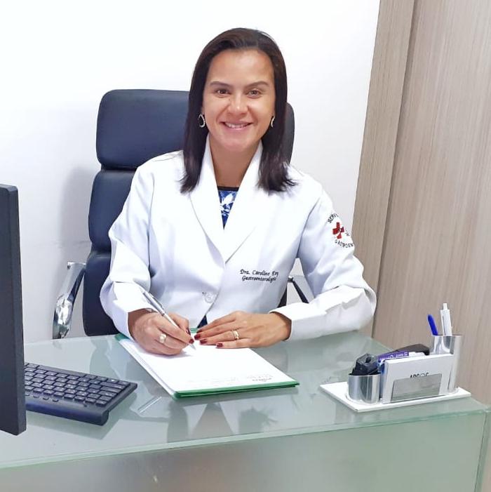 Caroline Evy Vasconcelos Pereira