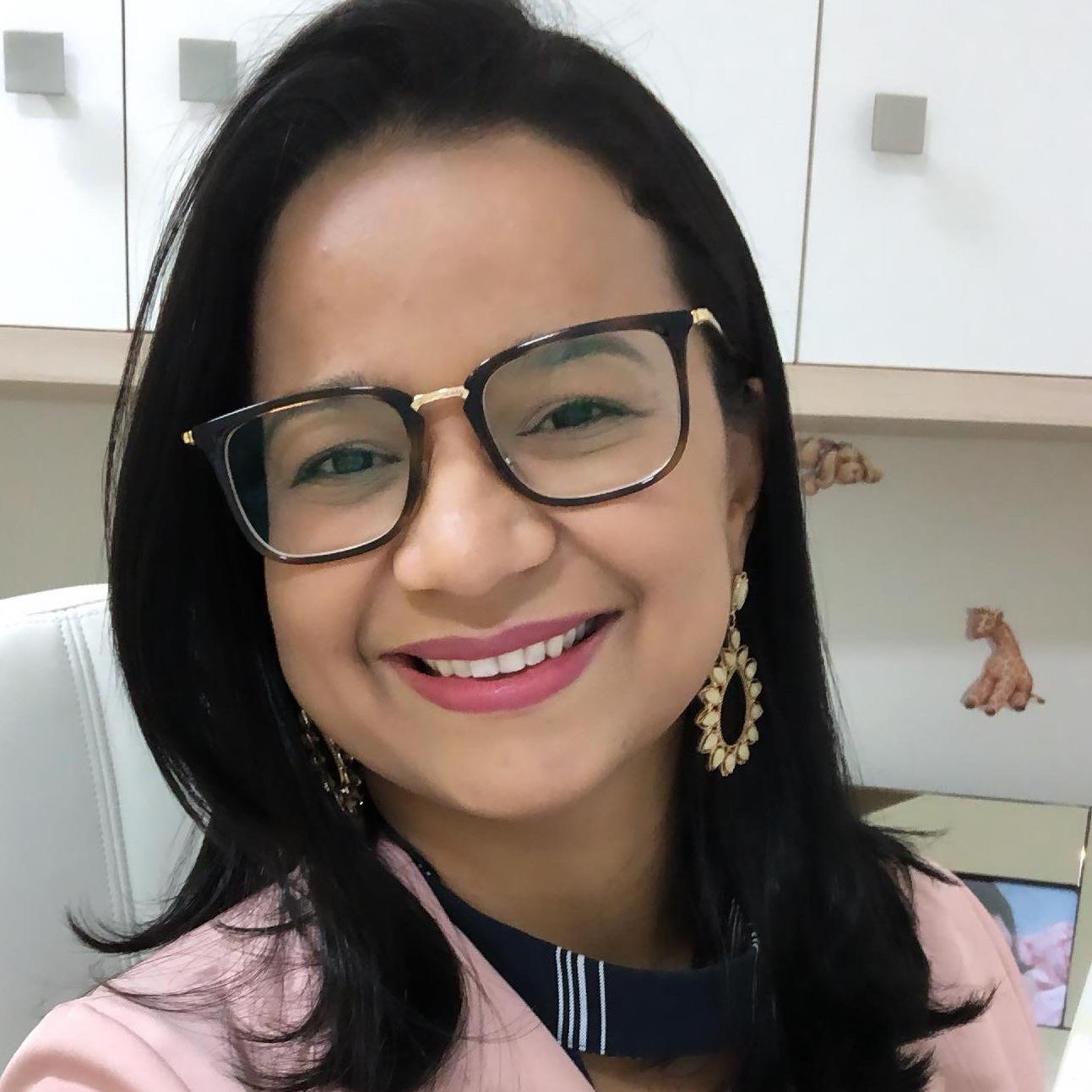 Fabrícia Silvana Sarmento dos Santos
