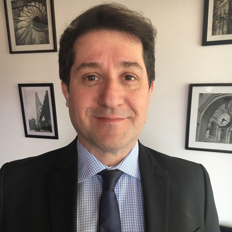 Sandro Natali Simões de Almeida